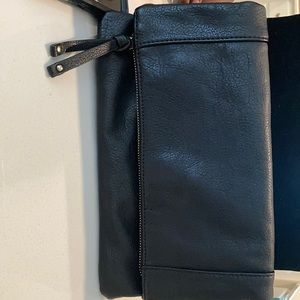 Black clutch. Almost new!